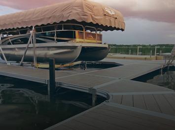 Docks & Boat Lifts | Martin Motor Sports | Edmonton, Calgary